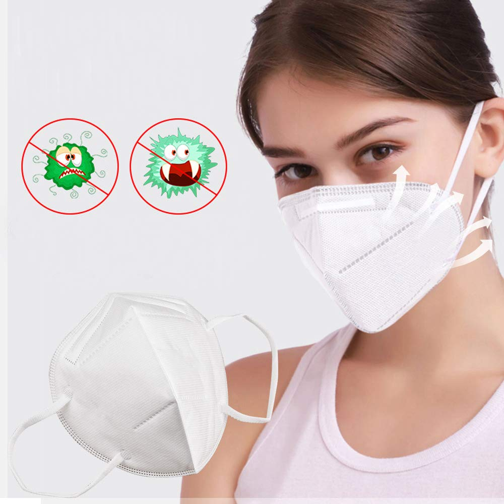 TECH LIVING 20 Disposable Face Mask